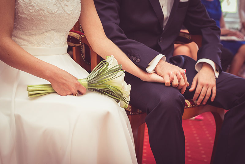 Are you too scared to tie the knot?